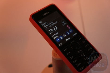 Video: First Hands on Look At Nokia 301 (Dual SIM) #MWC13 | Nokia, Symbian and WP 8 | Scoop.it