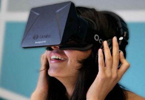 Le marché de la réalité virtuelle dépasserait celui de la télévision en 2025 [Etude] | Clic France | Scoop.it
