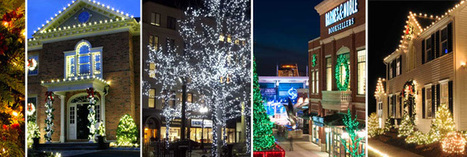 Holiday and Christmas Lights at home or business? Nah! Hire a Professional! | Things that interest me | Scoop.it