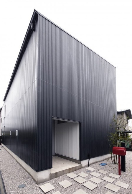[Tokyo, Japan] Hachiouji House / Krew Architects   The Architecture of the City   Scoop.it