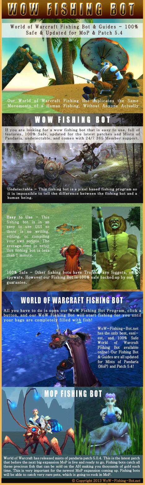 WOW Fishing Bot | WOW Fishing Bot | Scoop.it