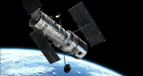 Astronomie : La NASA et l'ESA fêtent les 25 ans de Hubble  ! | Seniors | Scoop.it