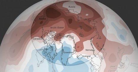 Le réchauffement stupéfiant de l'Arctique (+ podcast) | Toxique, soyons vigilant ! | Scoop.it