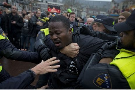 60 arrested in Black Pete protest in Netherlands  | Toronto Star | MicroAggressions (Focus) + Not So Subtle | Scoop.it