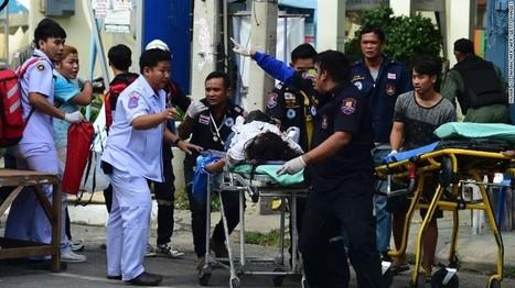 Thailand rocked by eleven blasts in one day | The Pulp Ark Gazette | Scoop.it