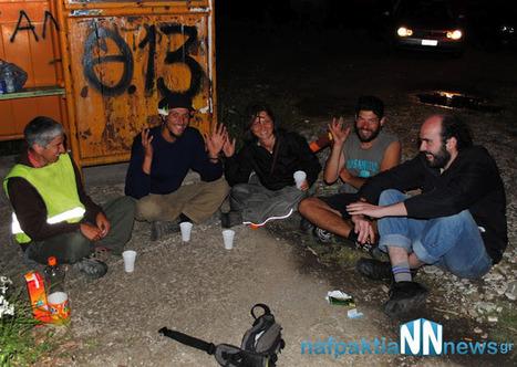 MARCH TO ATHENS – Πορεία προς την Αθήνα...Έφτασαν στην Ναυπακτία... | nafpaktianews.gr - Ενημέρωση για την Ναύπακτο και την Ναυπακτία! | March to Athens | Scoop.it