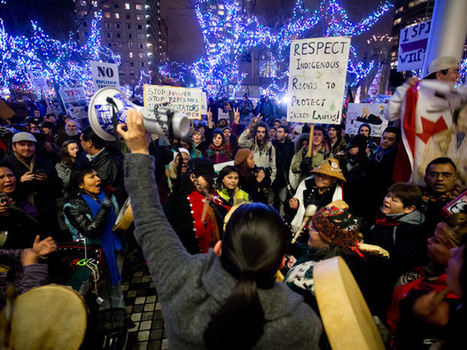 First Nations step up Keystone XL, Northern Gateway pipeline fight | Energy | News | Financial Post | Sustain Our Earth | Scoop.it