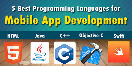 5 Commonly Preferred Programming Languages to Lift Up Your Mobile App Development Career | iphone apps development melbourne | Scoop.it