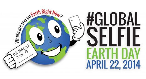 Earth Day 2014 #GlobalSelfie #nasa | El rincón de mferna | Scoop.it