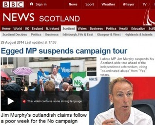 The meltdown of the No campaign – The game that changed | Referendum 2014 | Scoop.it