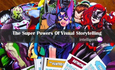 The Super Powers Of Visual Storytelling For Businesses | Mobile Marketing | Scoop.it