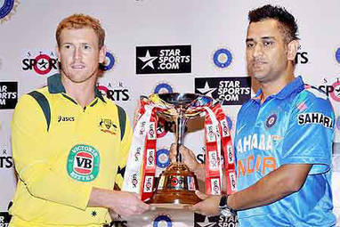 India eye winning start to ODI series against Australia - Times of India | Entertainment | Scoop.it
