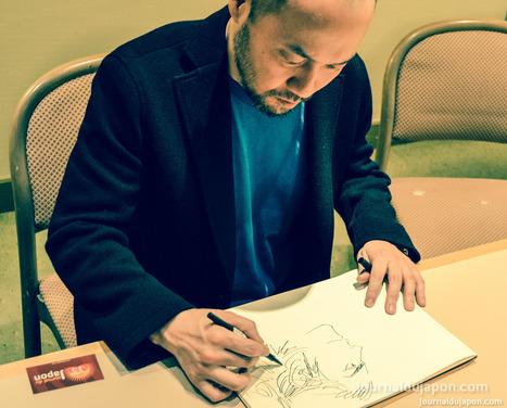 Rencontre avec Takehiko Inoue, le Vagabond du manga - Journal du Japon | Ressources pour le club manga du Lycée Fulbert | Scoop.it