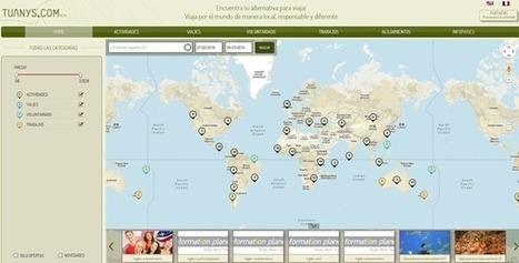 Tuanys, nuevo buscador para viajar y cuidar el medio ambiente | Conciencia Eco | Uf con las redes sociales | Scoop.it