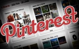 How Can Pinterest, the Fastest-Growing Site Ever, Become a Data ... | Quite Interesting Stats and Facts | Scoop.it