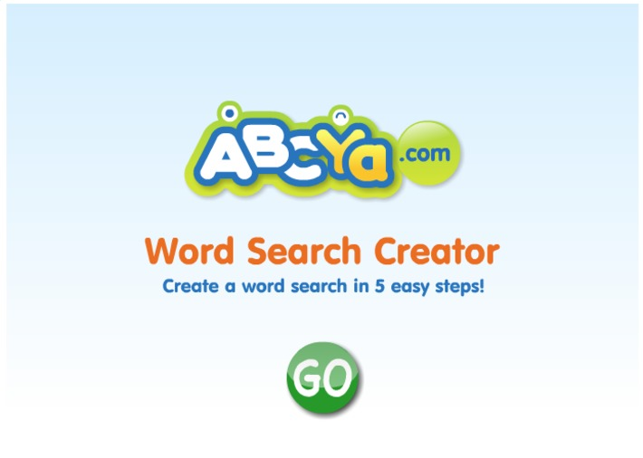 ABCya! Make a Word Search Puzzle for Kids | Educatief Internet - Gespot op 't Web | Scoop.it