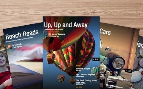 L'auto-curation de Flipboard est un succès avec 100 000 magazines créés en 24 heures | BlogNT : Le Blog des Nouvelles Technologies dédié au Web, aux nouvelles technologies et au développement Web | Tendance, blog, photo | Scoop.it