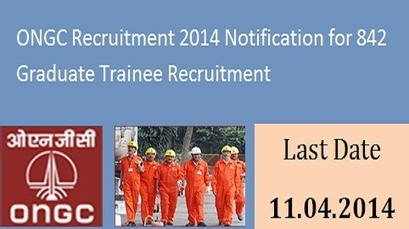 Download ONGC Recruitment 2014 Notification for Graduate Trainee Recruitment - Newz Duniya | Newz Duniya | 24*7 online news | Scoop.it