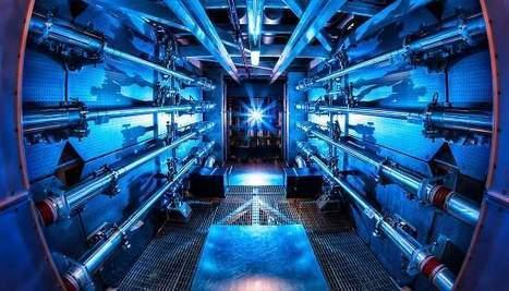 Fusão nuclear a laser está a um passo de criar miniestrela | tecnologia s sustentabilidade | Scoop.it