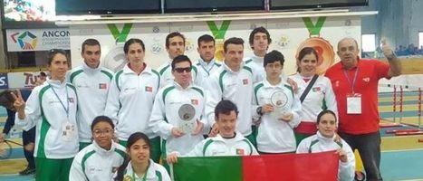 Portugueses com deficiência intelectual são tetracampeões mundiais | Portugal faz bem! | Scoop.it