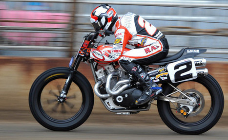 Coolbeth Leads AMA Pro Grand National Standings Coming Into the ... - AMA Pro Racing | California Flat Track Association (CFTA) | Scoop.it