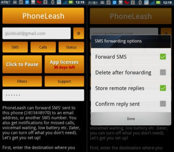 Use PhoneLeash To Reply To Texts From Your E-Mail Account And 2nd Phone   AndroidTuition   Scoop.it