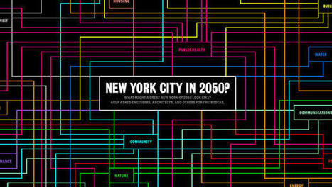 What Will New York Look Like In 2050? | thefuture | Scoop.it