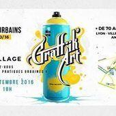 GRAFF N Village (Le village du festival Graff-ik'Art)   street art Lyon   Scoop.it