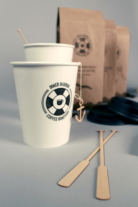 Innovative & Super Cool Coffee Packaging Designs | Who Design Today | Beverage Industry News | Scoop.it