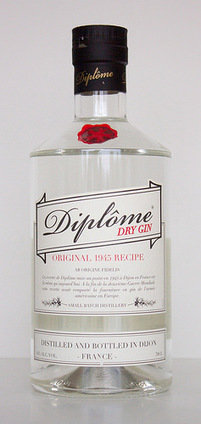 Diplome Dry Gin | Diplome Uk | Scoop.it