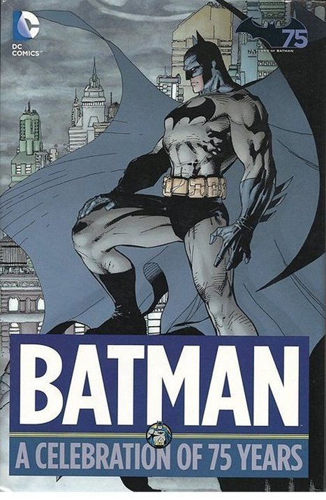 New York Daily News-Batman's top writer talks about hero's 75th anniversary   daily news   Scoop.it
