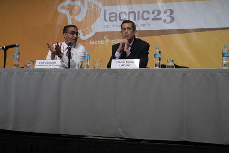 ICANN chief to step down in early 2016 | LACNIC news selection | Scoop.it