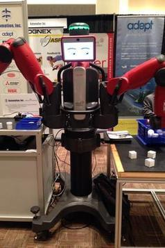 Meet the new Baxter robot — twice as fast, more precise and easier to use - Boston Business Journal | leapmind | Scoop.it