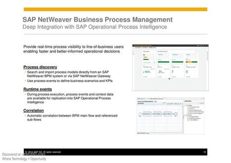 SAP Business Process Management - free slide submission, upload slide - weSRCH | wesrch | Scoop.it
