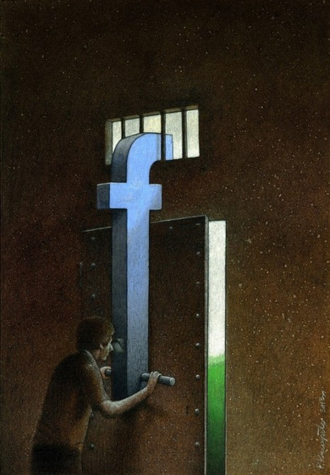 This Painting Has A Brilliant Message. An Unfortunate Reality. | Unplug | Scoop.it