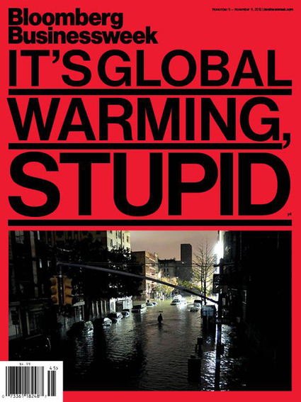 Bloomberg Businessweek: 'It's Global Warming, Stupid' | EcoWatch | Scoop.it