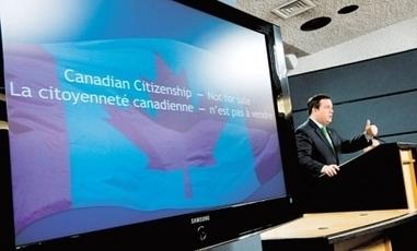 Citoyenneté: Ottawa intensifie sa lutte contre les immigrants fraudeurs | Les nouvelles de l'immigration | Scoop.it