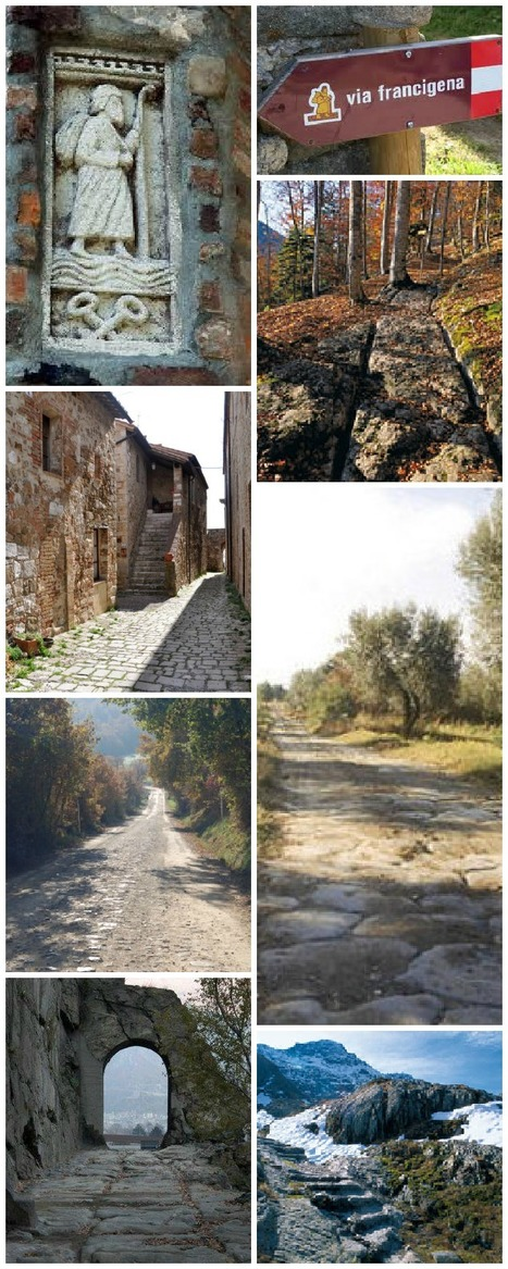 Via Francigena and the Sigeric's itinerary | Italia Mia | Scoop.it