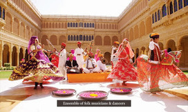 Wedding in Rajasthan: A Royal Affair to Remember | Hotels in Jaisalmer | Scoop.it