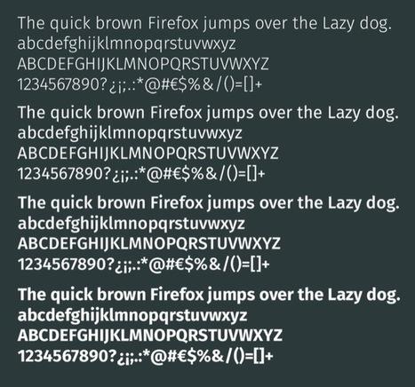 50 самых популярных бесплатных кириллических шрифтов 2014 года | Meanwhile in the NET | Scoop.it