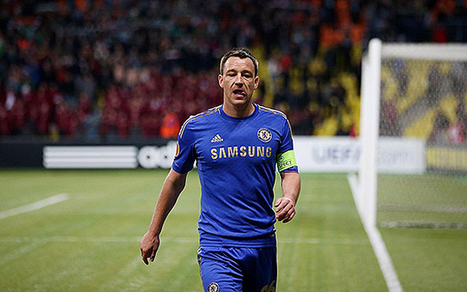 Chelsea captain John Terry expects contract talks following disappointing season at Stamford Bridge - Telegraph | O Mundo do Futebol | Scoop.it