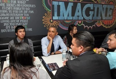 How the stories of Native American youths made Obama cry in the Oval Office   Alaska Natives   Scoop.it