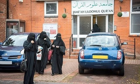 'Extremist' is the patron of a Muslim school in Leicester | Vince Tracy Podcasts and Information | Scoop.it