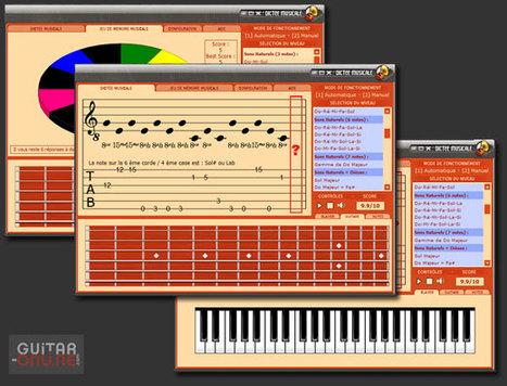 Dictado & Memoria Musical | Métodos y Programas para aprender a tocar la Guitarra y la Música | Scoop.it