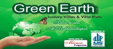 Property in Green Earth Doddaballapur,Bangalore | India Real Estate | Scoop.it