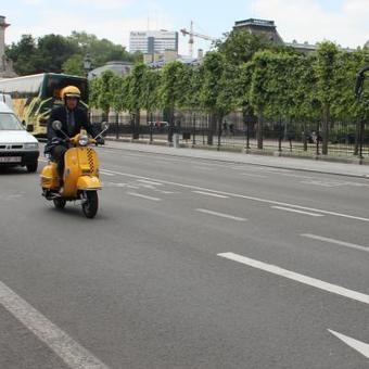 Bob est mort? Melchior Wathelet roule en scooter pour lui! | Belgitude | Scoop.it