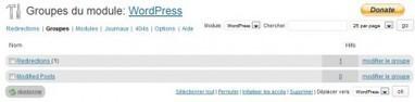 Redirection le guide du plugin WordPress | Wordpress | Scoop.it