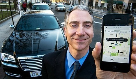 How will sharing economy change the world? Examples of Uber & Airbnb - JulienRio.com | Marketing Solutions | Scoop.it