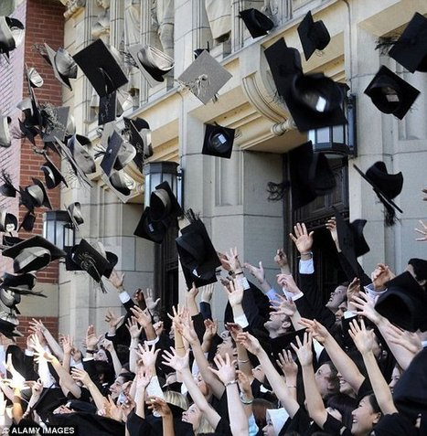Middle class children from the best-performing schools should miss out on top universities, says government study   News round the Globe especially unacceptable behaviour   Scoop.it