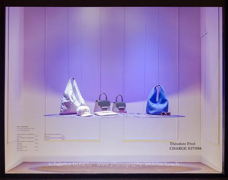 Tom Greyhound aux Galeries Lafayette Paris | Photographe d'architecture : Fabrice Dunou | Publications | Scoop.it